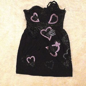 Terani couture designer dress
